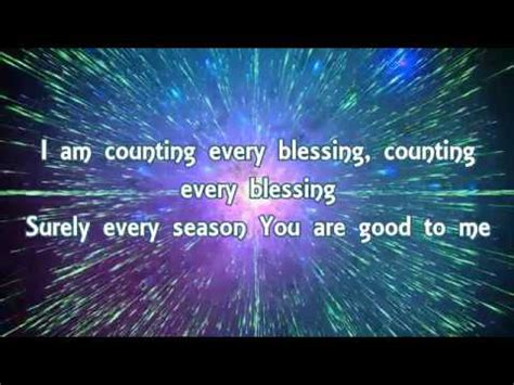 Rend Collective Counting Every Blessing (Lyric Video
