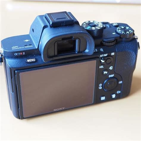 SONY - ソニーミラーレス一眼α7RII ILCE-7RM2 中古美品の通販 by