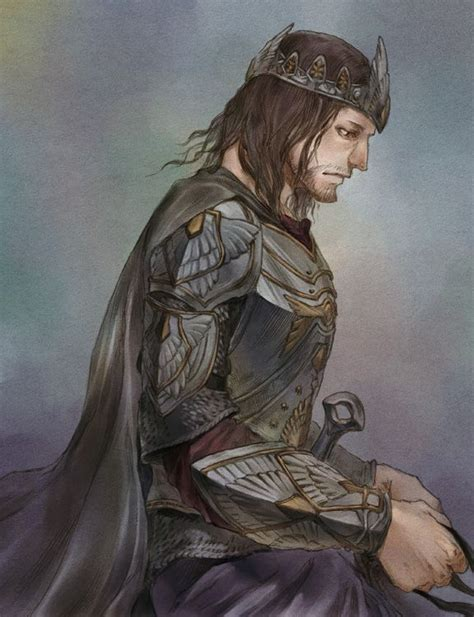 Tags: Anime, Fanart, The Lord of the Rings, Pixiv, Aragorn | Lord of the rings
