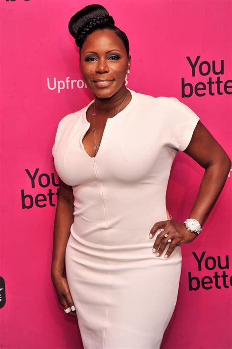 Sommore in Celebs at BET Networks New York Upfront - Zimbio