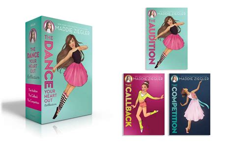 The Dance Your Heart Out Collection   Book by Maddie