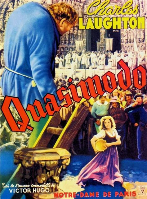 SICKO-PSYCHOTIC: The Hunchback of Notre Dame (1939)